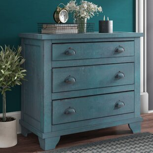 Read Reviews Phares 3 Drawer Chest By August Grove