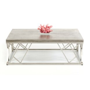 Best Choices Coons Coffee Table by Brayden Studio Reviews (2019) & Buyer's Guide
