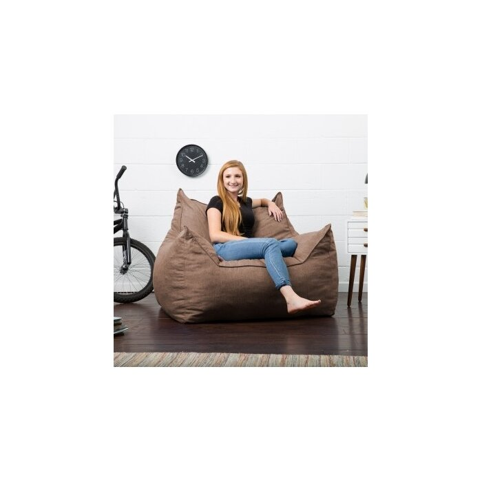 Remarkable Big Joe Lux Large Bean Bag Lounger Cjindustries Chair Design For Home Cjindustriesco