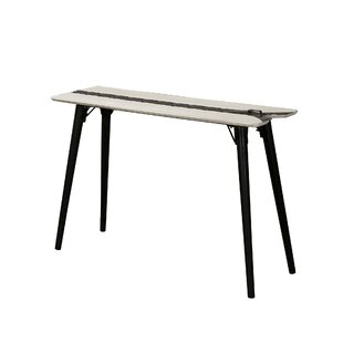 Zigzag Console Table By Schuller