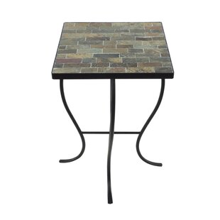 End Tables With Slate Tops | Wayfair