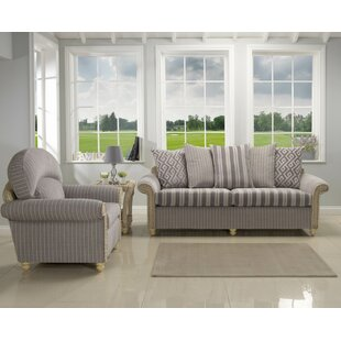 Alison 2 Piece Conservatory Sofa Set By Beachcrest Home