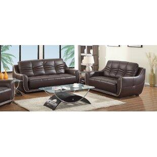 Aubree 2 Piece Living Room Set (Set of 2) ByOrren Ellis