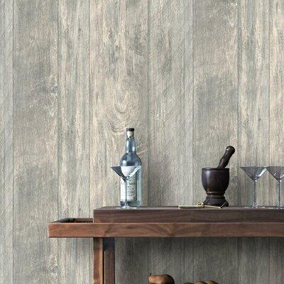 33 L X 20 5 W Rough Cut Lumber Wallpaper Roll