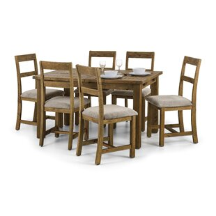 Ashcroft Extendable Dining Set By Union Rustic