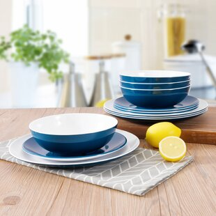 Guthridge Melamine Dinner Plate (Set of 4)