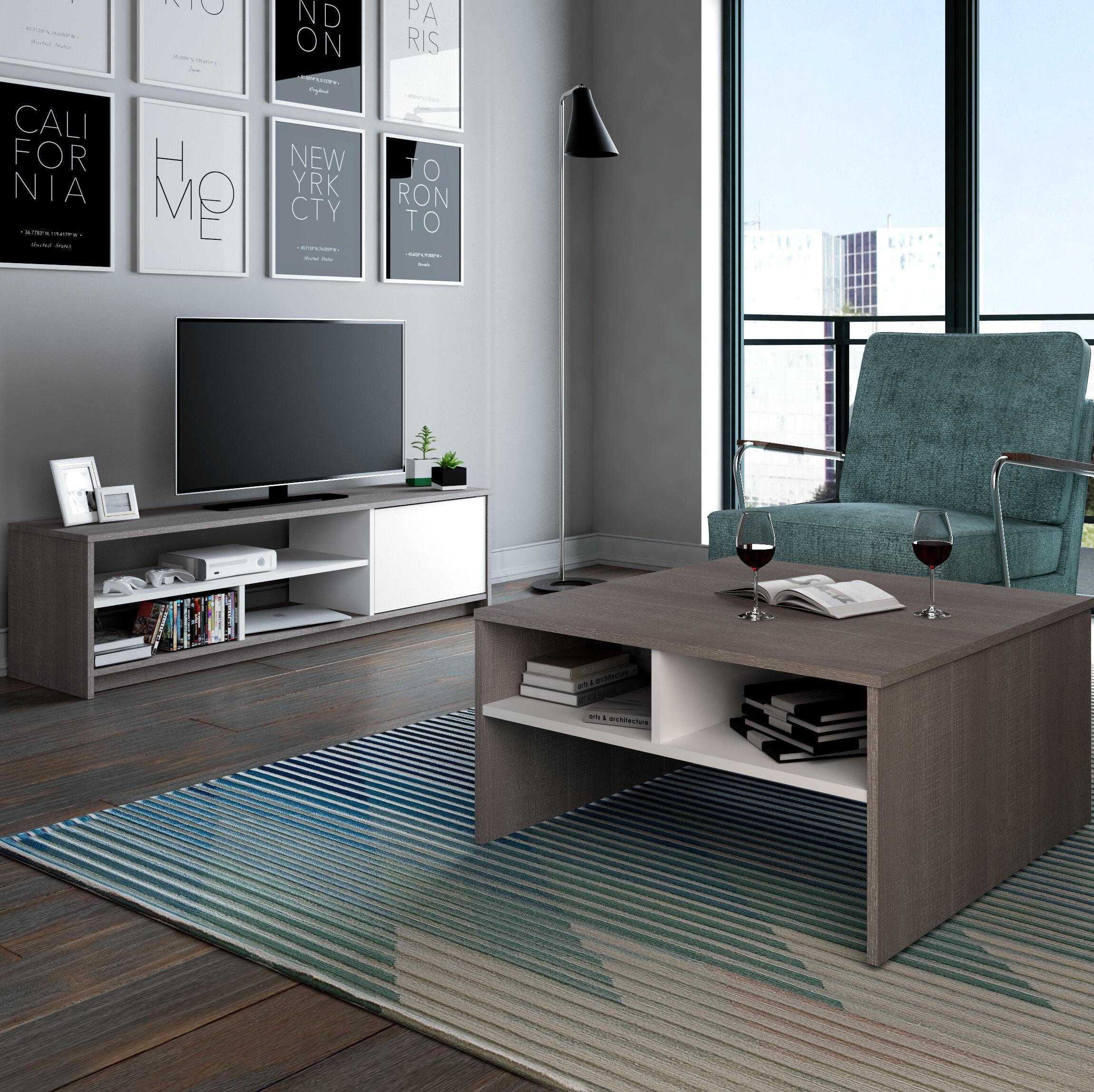 Zipcode Design Smit Tv Stand For Tvs Up To 50 Reviews Wayfair