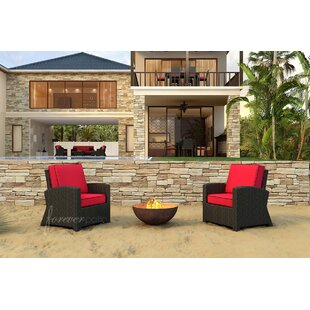 Forever Patio Barbados Deep Seating Chair..