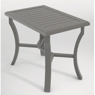 Tropitone Banchetto Aluminum Bar Table