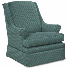 Elian Swivel Arm Chair by Darby Home Co