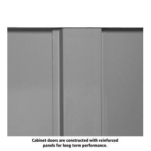 2 Door Storage Cabinet by Tennsco Corp.