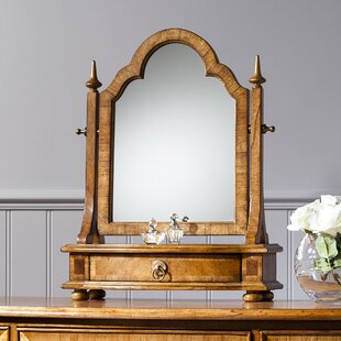 Eastcotts Arched Dressing Table Mirror By Astoria Grand