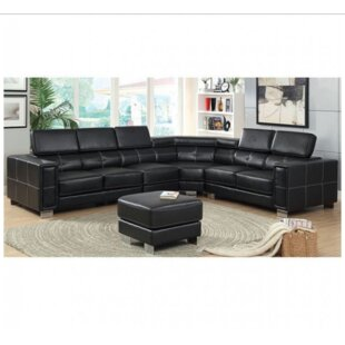Draven Sectional by Orren Ellis