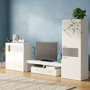 Bellevue Entertainment Unit For TVs Up To 88