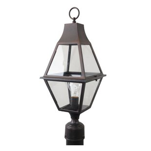 Darby Home Co Fiqueroa 1-Light Lantern Head