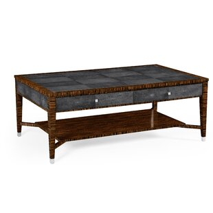 Metropolitan Coffee Table With Storage By Jonathan Charles Fine Furniture