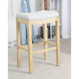 Daquan Backless Fabric 30 Bar Stool (Set of 2) by Ophelia & Co.