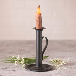 Gathering Room Metal Candlestick
