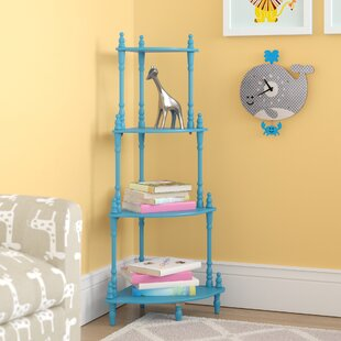 Affordable Price Sergio 4-Tier 37 Bookshelf by Viv + Rae Reviews (2019) & Buyer's Guide