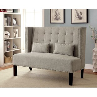 Canora Grey Coopersville Upholstered Bench