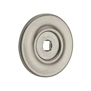 Round Knob Backplate