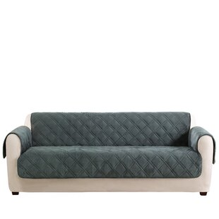 Triple Protection FC Box Cushion Sofa Slipcover