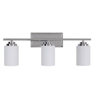 Keisuke 3-Light Vanity Light by Latitude Run