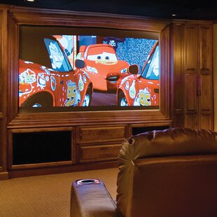 Onyx with Vertex Fixed Frame Projection Screen Draper