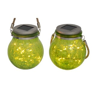 Decorative Solar Pendant Set (Set Of 2) By Sol 72 Outdoor