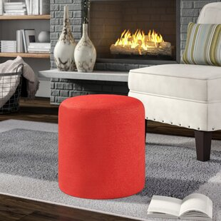 Price Check Eyman Pouf By Ebern Designs