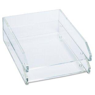 Clear Acrylic Desk Accessories Wayfair