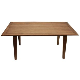 Solana Solid Wood Dining Table by Eastern..