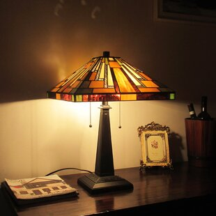 Harney Mission 22 Table Lamp