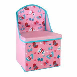 Butterfly Design Children's Chair By Symple Stuff