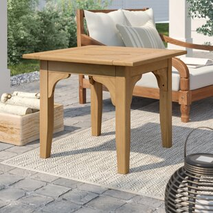 Summerton Teak Side Table by Birch Lane™ Heritage Best Choices