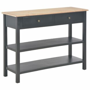 Bates Console Table By August Grove