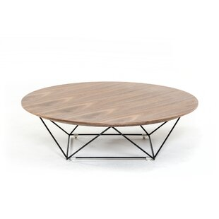 Tyngsborough Coffee Table by Bungalow Rose