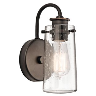 Koda 1 Light Armed Sconce by Andover Mills