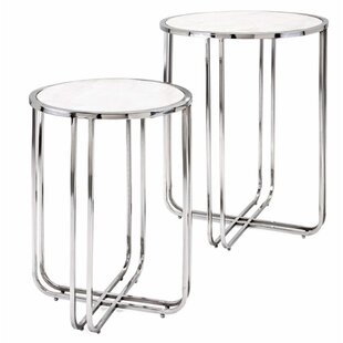 Sohn 2 Piece Nesting Tables by House of Hampton