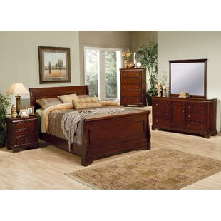 Darby Home Co Shirlene Sleigh Bed