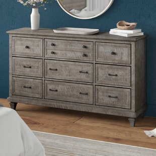 Altenburg 9 Drawer Dresser