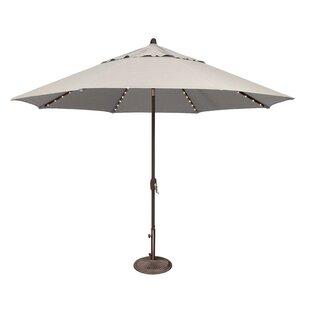 SimplyShade Lanai 11' Lighted Umbrella