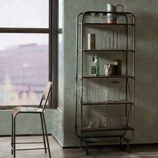 Judsonia Etagere Bookcase