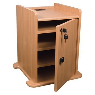 Balt Presentation 1 Door Storage Cabinet by MooreCo