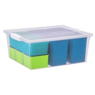 8 Piece Plastic Box Set Rebrilliant