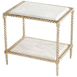 Great deal Westminster End Table by Cyan Design