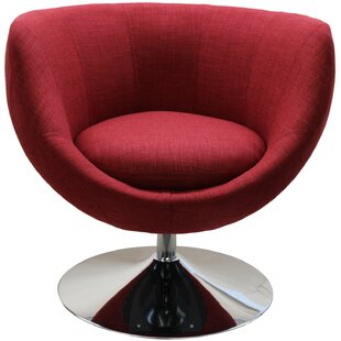 Affordable Price Swivel Barrel Chair ByWade Logan