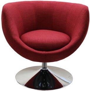 Find for Swivel Barrel Chair ByWade Logan