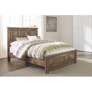 Petersfield Storage Platform Bed