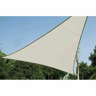 Tatianna 3.6m X 3.6m Triangular Shade Sail By Sol 72 Outdoor